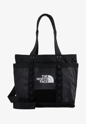 EXPLORE UTLTY TOTE - Tote bag - black