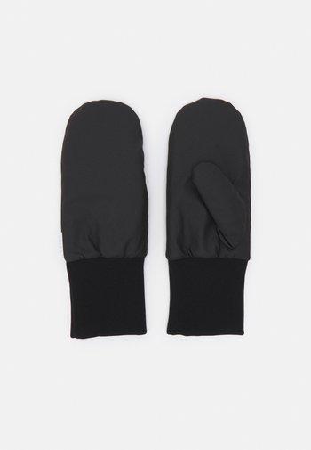 MITTENS PADDED - Rękawiczki z jednym palcem - black