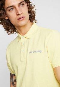 Best Company - BASIC - Poloshirts - yellow - 4