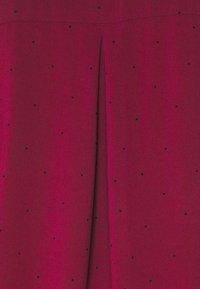 Esprit - CORE FLUID  - Blouse - bordeaux red - 5