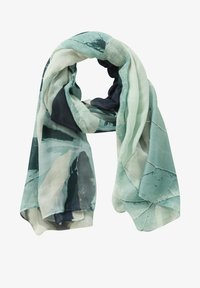 Betty & Co - Scarf - cream/mint - 0