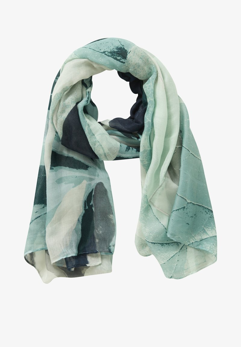 Betty & Co - Scarf - cream/mint