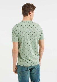 WE Fashion - T-shirt print - light green - 2