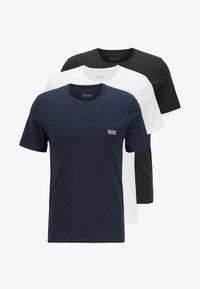 BOSS - 3 PACK - Unterhemd/-shirt - patterned - 0