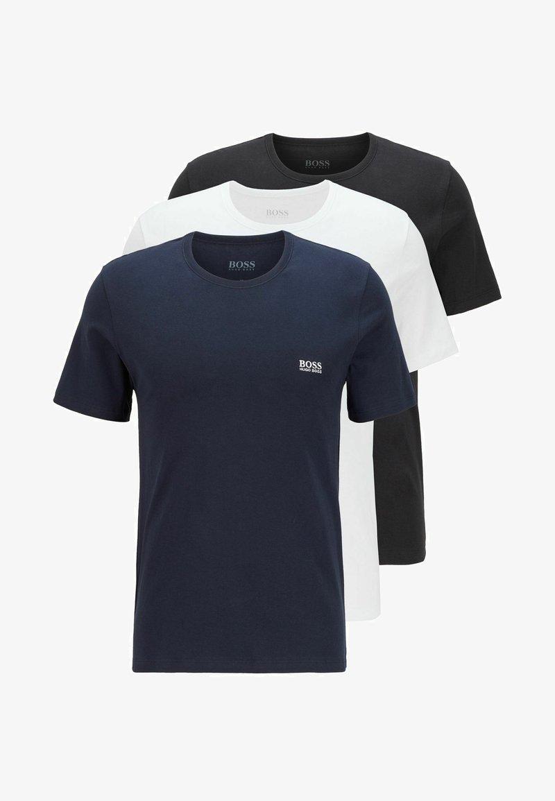 BOSS - 3 PACK - Unterhemd/-shirt - patterned