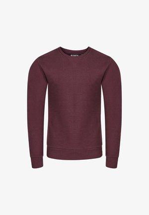 RIVPHILLIP - Sweatshirt - port red