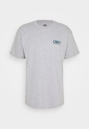 CONFORMITY STANDARDS - T-shirt con stampa - heather grey
