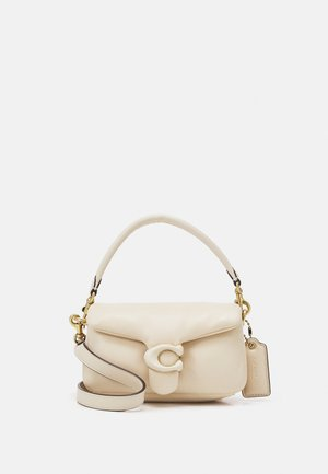 PILLOW TABBY SHOULDER - Borsa a mano - ivory