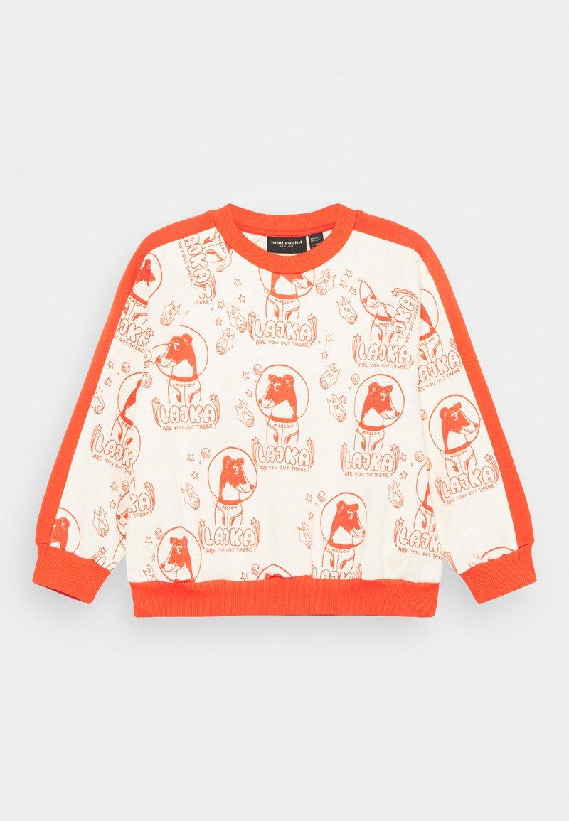 Mini Rodini - LAJKA UNISEX - Sweatshirt - offwhite