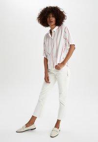 DeFacto - Button-down blouse - white - 1