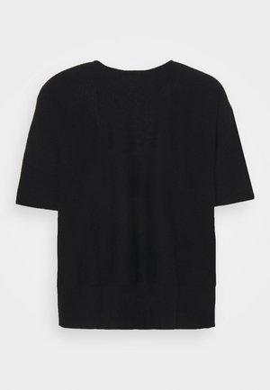 SOMELI - Basic T-shirt - schwarz