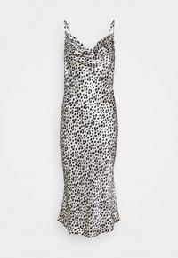 Closet - CUT SLIP DRESS - Cocktail dress / Party dress - ivory - 0