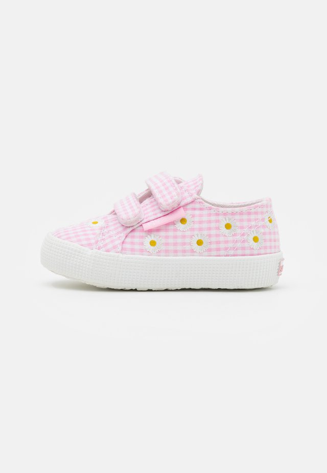 2750 - Sneakers laag - daisy white/pink light