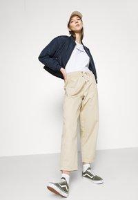 Pepe Jeans - NEW VRIGINIA SHORT SLEEVE 2 PACK - Basic T-shirt - black/white - 4