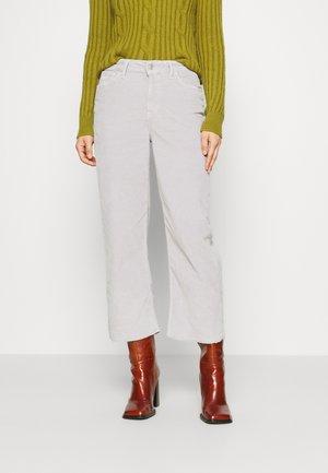 ROMEE - Trousers - grey