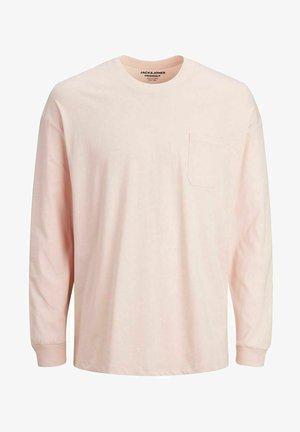 Long sleeved top - peachskin