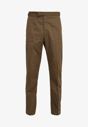 MENS TROUSERS - Trousers - beige
