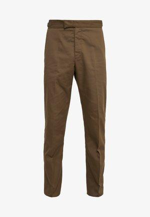 MENS TROUSERS - Kalhoty - beige
