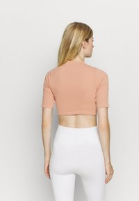 NU-IN - CROPPED  - T-shirts - light pink - 2