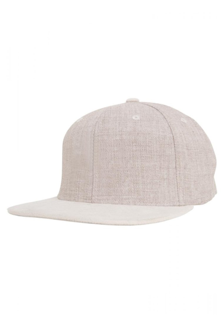 Uomo MELANGE SNAPBACK - Cappellino - beige