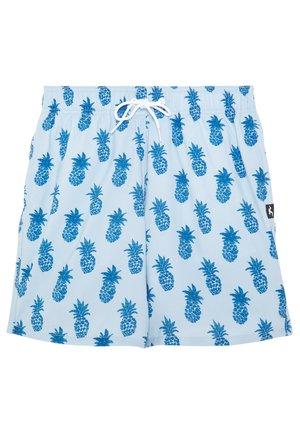 WEBEX CONVERSTIONAL GUARD - Swimming shorts - blue