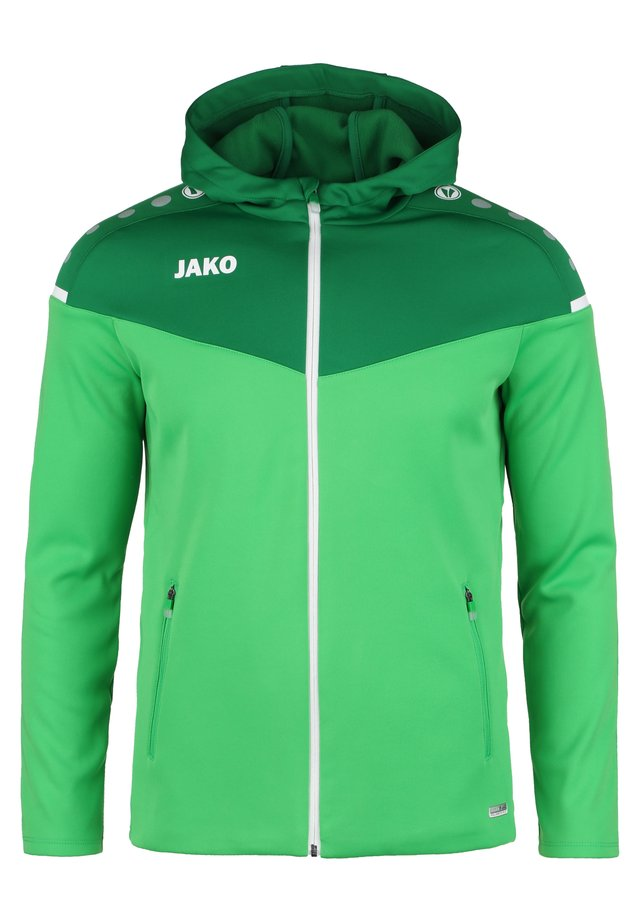CHAMP - Training jacket - soft green / sportgruen
