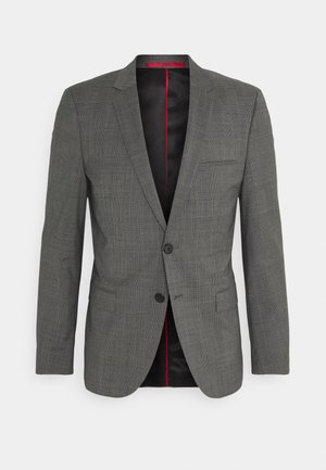 ARTI HESTEN - Suit - medium grey
