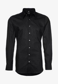OLYMP LEVEL 5 BODY FIT - Formální košile - schwarz