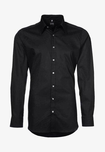OLYMP LEVEL 5 BODY FIT - Formal shirt - schwarz