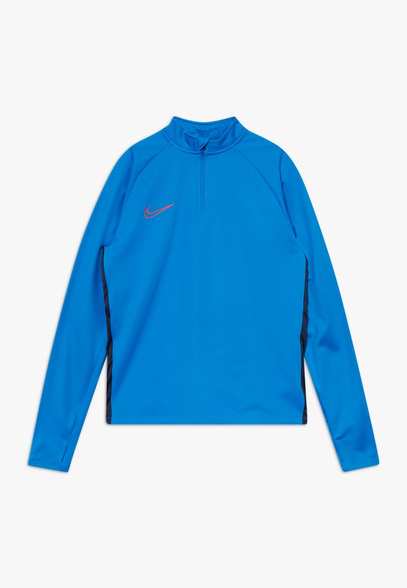 Nike Performance - DRY ACADEMY DRIL - Sports shirt - soar/obsidian/laser crimson
