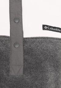 Columbia - BENTON SNAP - Fleece jumper - city grey heather/chalk - 5