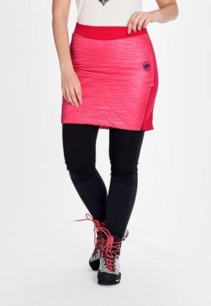 Sports skirt - dragon fruit-sundown