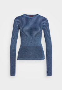 HUGO - SARRAH - Strickpullover - dark blue - 6