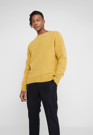 SPINNERS CREW - Jumper - yellow