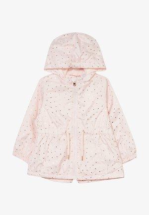 FOIL - Kurtka przejściowa - soft pink