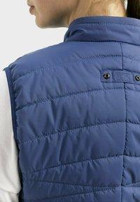 camel active - Waistcoat - blue - 3