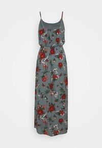 ONLY Petite - ONLNOVA LIFE STRAP DRESS - Maxi dress - balsam green - 1