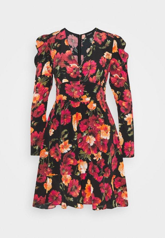 ROBE - Vestido informal - multicolor