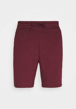 Pyžamový spodní díl - bordeaux/dark blue
