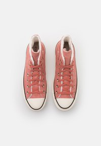 Converse - CHUCK TAYLOR ALL STAR LIFT - High-top trainers - ginger rose/egret/black - 5