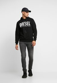 Diesel - THOMMER-X - Jean slim - grey denim - 1