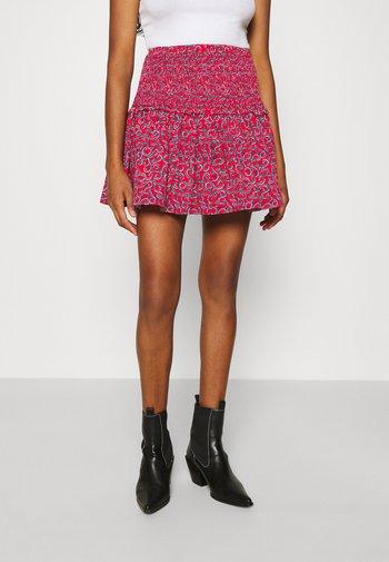 DANI - Mini skirt - multi