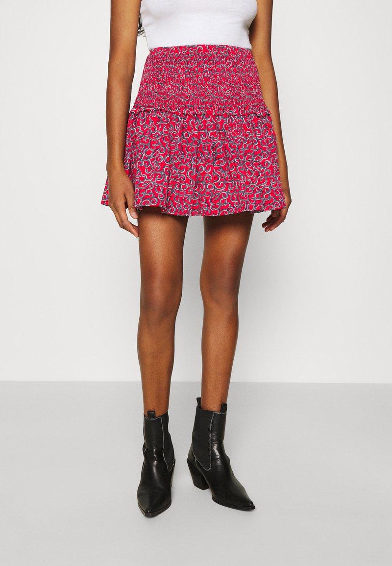 Pepe Jeans - DANI - Mini skirt - multi