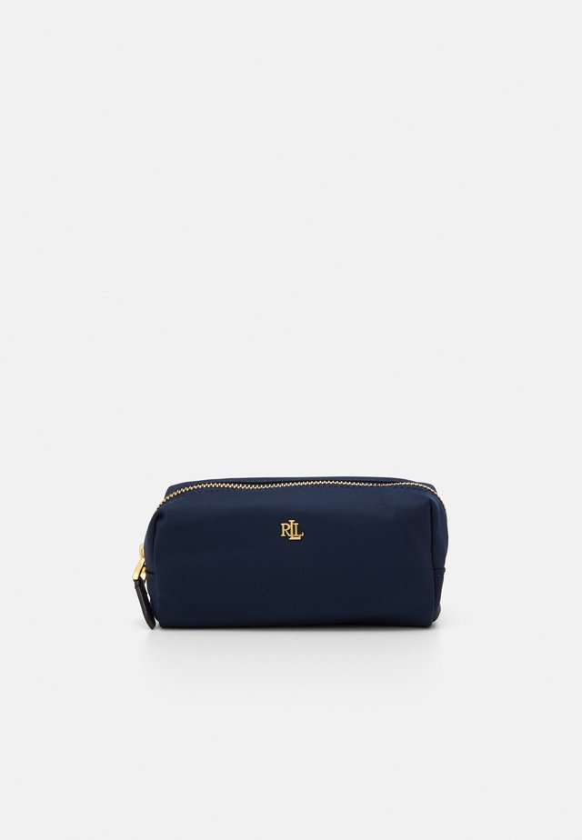 SLIM POUCH POUCH SMALL  - Wash bag - navy