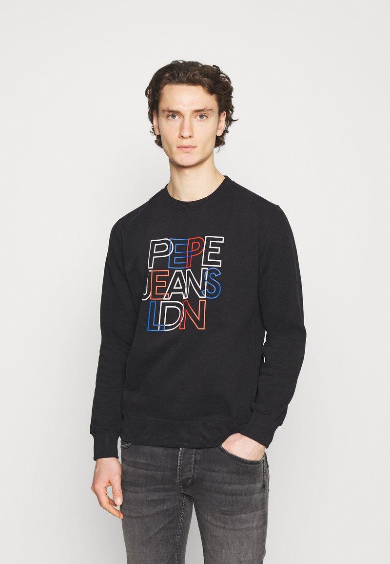 Pepe Jeans - REMO - Sweatshirt - black