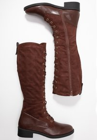 Anna Field - Schnürstiefel - brown - 3