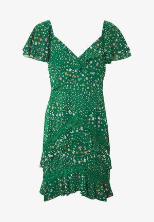 ELSIE DRESS - Sukienka letnia - jelly bean green