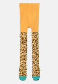 Frugi - NORAH ANIMAL PRINT - Tights - yellow - 0