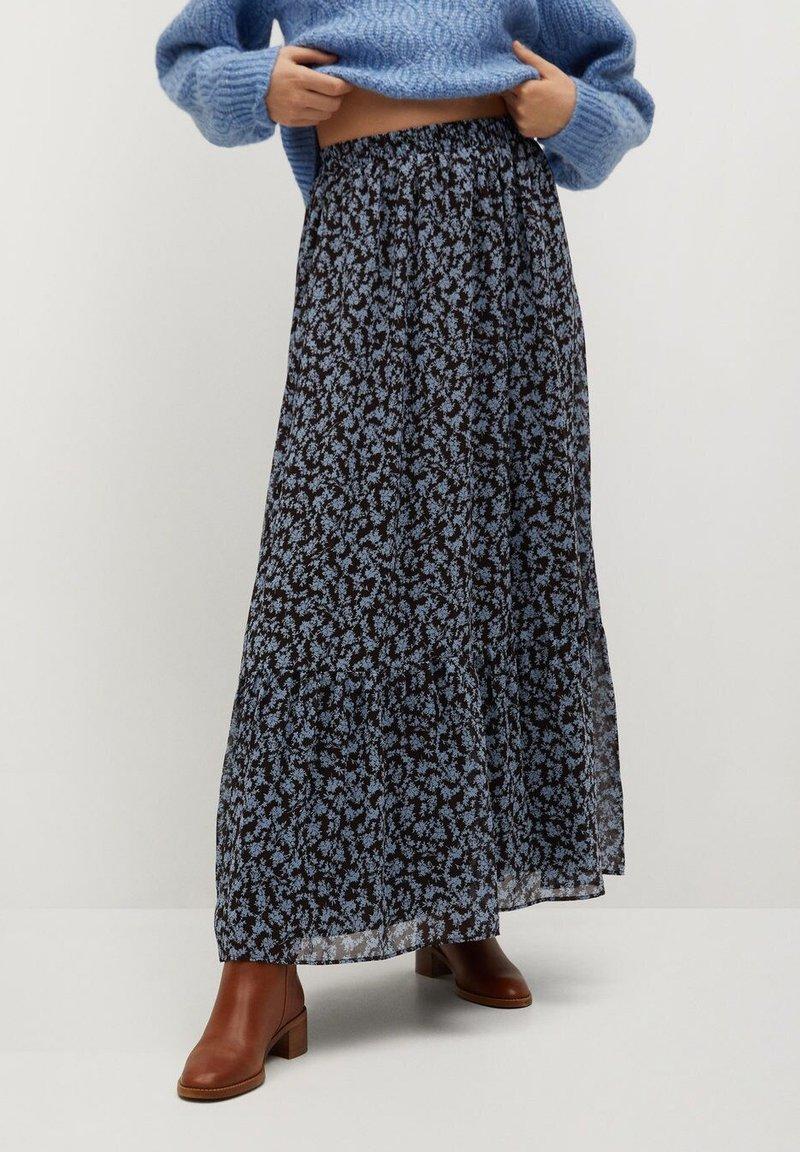 Mango - JILL - Maxi skirt - bruin