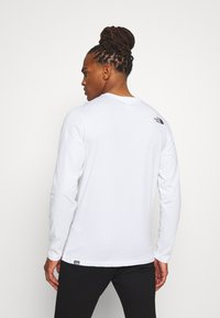 The North Face - GEODOME TEE  - Langarmshirt - white - 2
